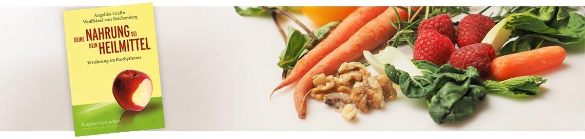 Deine Nahrung sei Dein Heilmittel